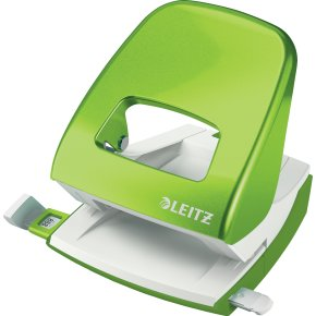 Leitz WOW 5008 hulapparat, grøn metallic