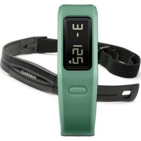 Garmin Vivofit HRM Aktivitetsarmbånd, grøn