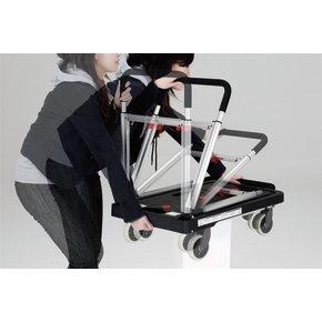 Easy Mover foldbar vogn, 150 kg, 68x41x92 cm