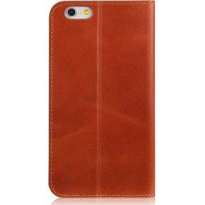 iM lædercover til iPhone 6/6S, brun