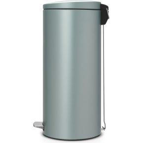 Brabantia Pedalspand 30 liter, metallic mint