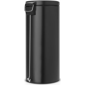 Brabantia Pedalspand 30 liter, matt black