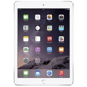 Apple iPad Air 2, Wi-Fi, 128GB, Sølv