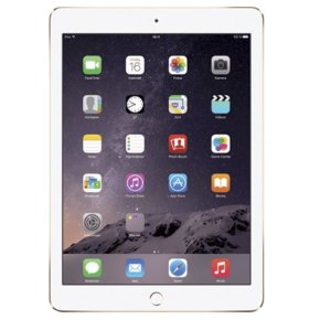 Apple iPad Air 2, Wi-Fi, 128GB, Guld