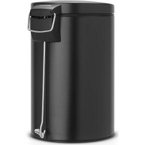 Brabantia Pedalspand 12 liter, matt black