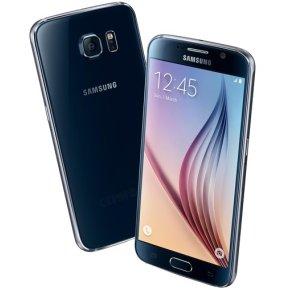 Samsung Galaxy S6 smartphone, 32GB, Sort