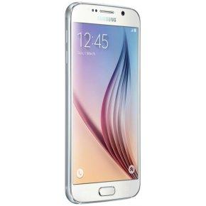 Samsung Galaxy S6 smartphone, 32GB, Hvid