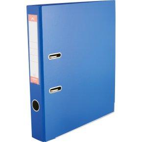 Lomax brevordner A4, 50mm, koboltblå