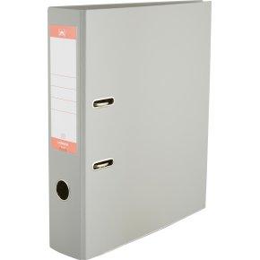Lomax brevordner A4, 75mm, grå