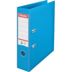 Esselte No.1 brevordner A4, 75mm, lyseblå