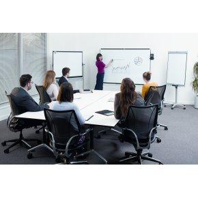 Nobo Prestige Whiteboard 90x60 cm