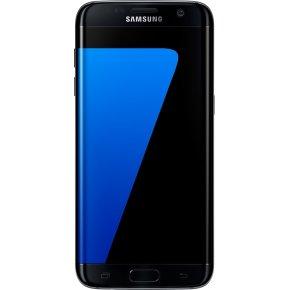 Samsung Galaxy S7 Edge smartphone, 32GB, 4G, Sort