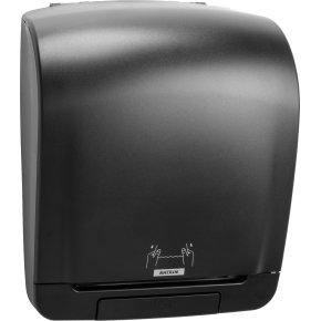 Katrin System håndaftørrings dispenser, sort