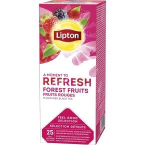 Lipton Skovbær te, 25 x 2g