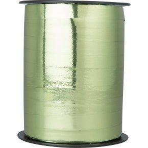 Gavebånd Metallic Lime 10 mm, 250 m