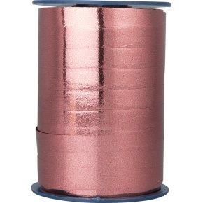 Gavebånd Metallic Rosé 10 mm, 250 m