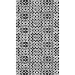 Gavepapir Tiny sort, 57 cm x 154 m
