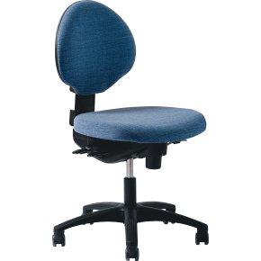 RBM 566 kontorstol, blå