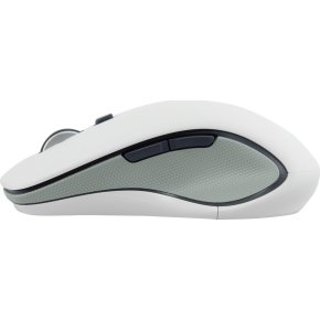 Logitech M560 Lasermus, hvid