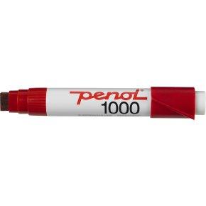 Penol 1000 spritmarker, rød