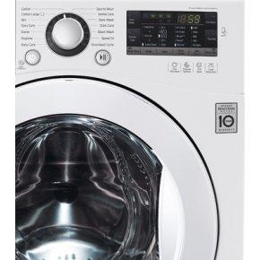 LG FH4A8QDN3 Vaskemaskine 7kg, hvid