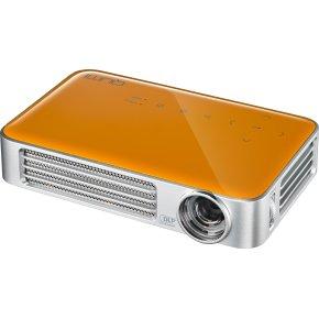 Vivitek Qumi Q6, mini projektor, orange