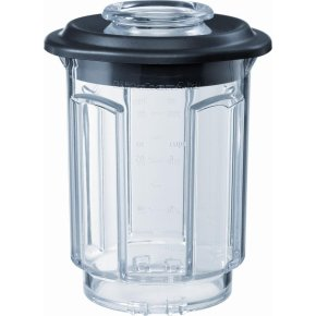 KitchenAid Artisan Blender, 1,5 + 0,75l, Sort
