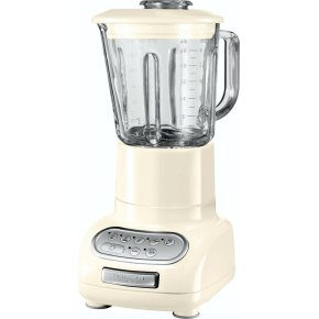 KitchenAid Artisan Blender, 1,5 + 0,75l, Creme
