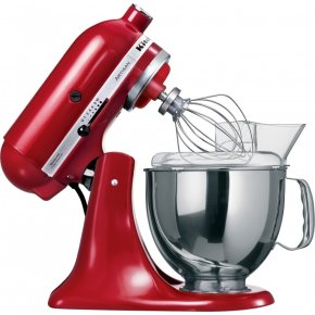 KitchenAid Artisan Standmixer, Rød
