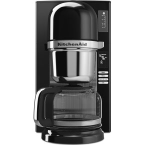 KitchenAid Pour Over kaffemaskine, 1,25l, Sort