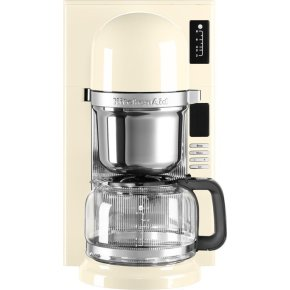 KitchenAid Pour Over kaffemaskine, 1,25l, Creme