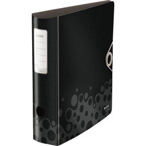 Leitz Bebop brevordner 80 mm, sort
