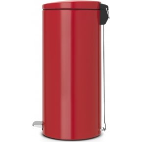 Brabantia Pedalspand 30 liter, passion red