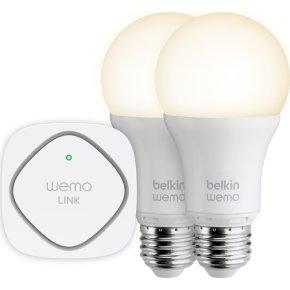 Belkin WeMo LED-Pære, startpakke