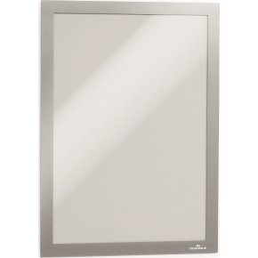 Durable DURAFRAME A4, sølv, 2stk
