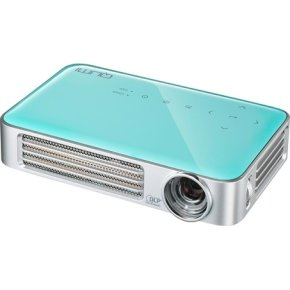 Vivitek Qumi Q6, mini projektor, blå
