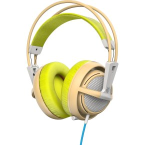 SteelSeries Siberia 200 Høretelefoner, gaia green