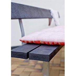 Plus Basic bord-bænkesæt, ryg/påbyg, Genbrugsplast