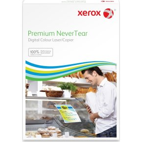 Xerox Premium Nevertear, A4/120mic/100 ark