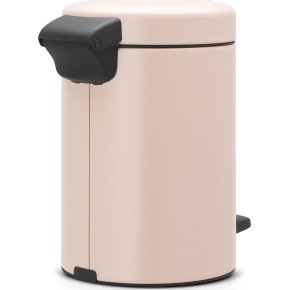 Brabantia Pedalspand 3 L, clay pink