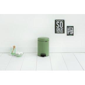 Brabantia Pedalspand 3 L, moss green