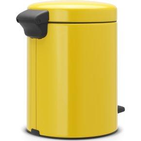 Brabantia Pedalspand, 5 L, daisy yellow