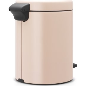 Brabantia Pedalspand, 5 L, clay pink