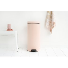 Brabantia Pedalspand, 30 L, clay pink