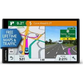 Garmin DriveSmart 61 LMT-S gps, Vesteuropakort