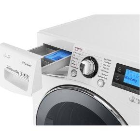 LG FH495BDS2 vaskemaskine, 12 KG, A+++(-55%)