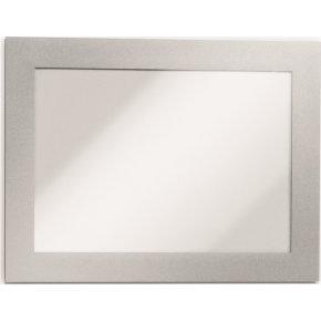Durable DURAFRAME A6, sølv, 2 stk.