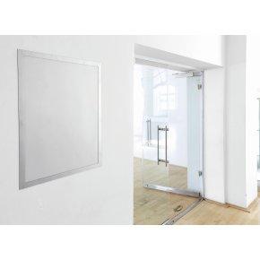 Durable DURAFRAME 50 x 70 cm, sølv, 1 stk.