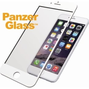 PanzerGlass PREMIUM iPhone 6/6S+ White - 3D Touch