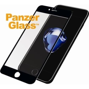 PanzerGlass PREMIUM iPhone 7 Plus Jet Black